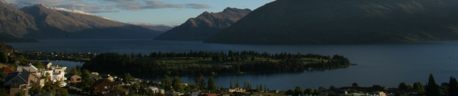 Déjà Vu ~ New Zealand . . .